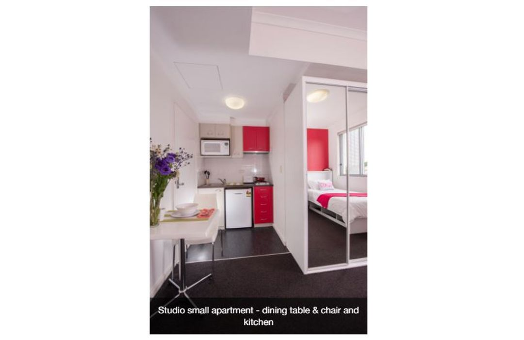 Student accommodation photo for UniLodge @ UNSW in South Penrith, Sydney