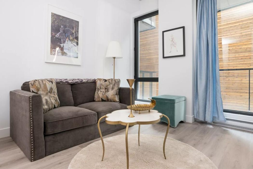 Sophisticated 1BR in Old Montreal by Sonder
