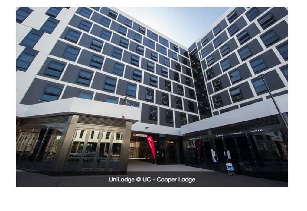 Student accommodation photo for UniLodge @ UC - Cooper Lodge in Bruce, Canberra