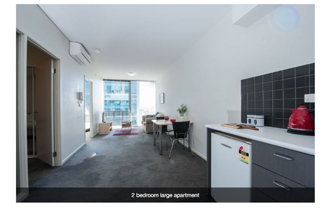 Student accommodation photo for UniLodge on Londsdale in Melbourne City Centre, Melbourne