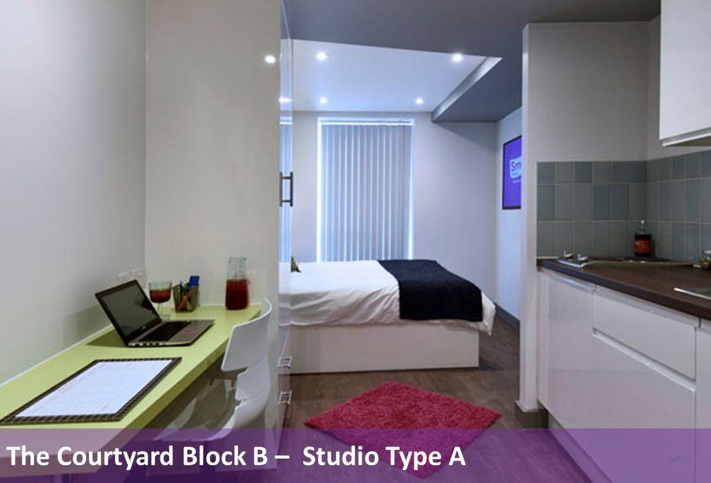 The Courtyard Block B