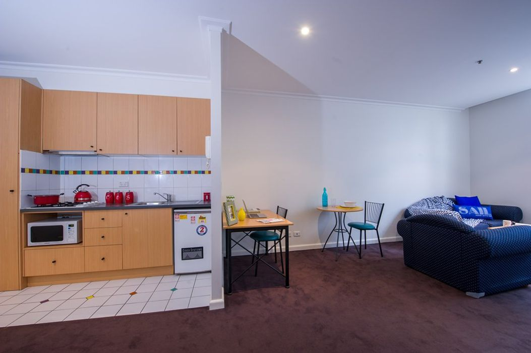 Student accommodation photo for UniLodge on Swanston in Melbourne City Centre, Melbourne