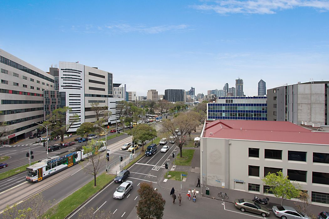 Student accommodation photo for UniLodge on Villiers in Melbourne City Centre, Melbourne