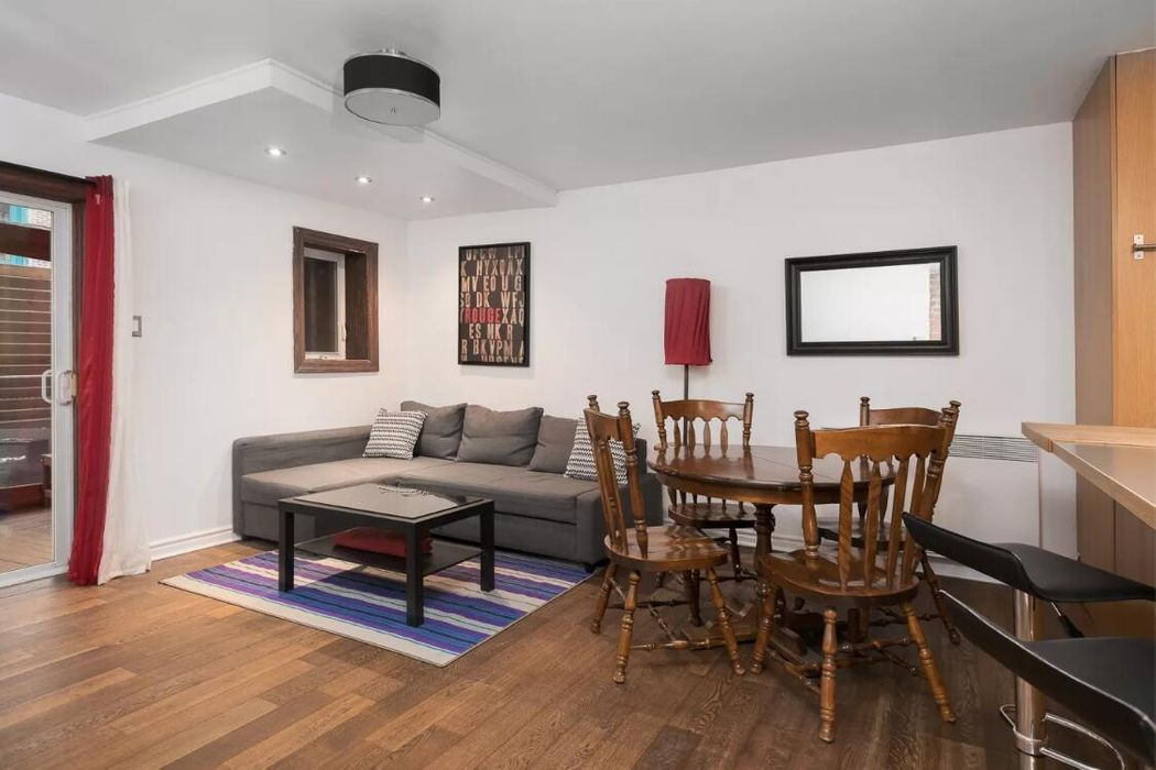 Architectural 1BR in Plateau by Sonder