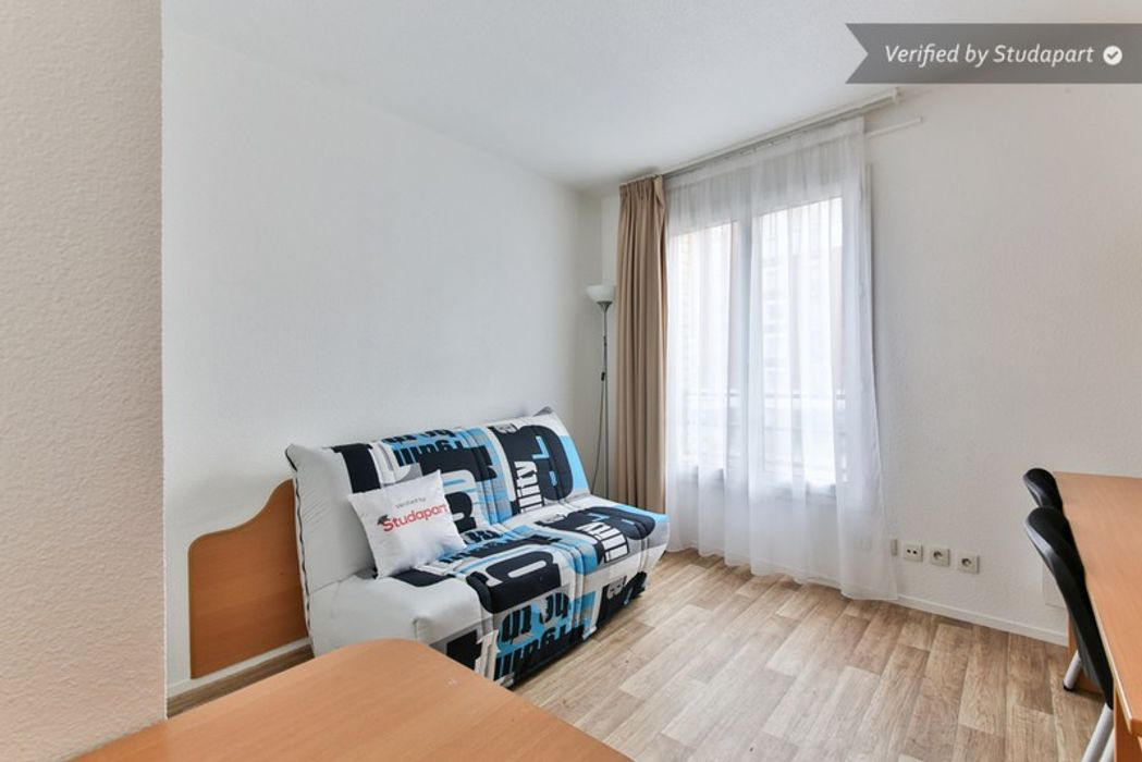 Student accommodation photo for Studea Paris Davout in St Blaise, Paris