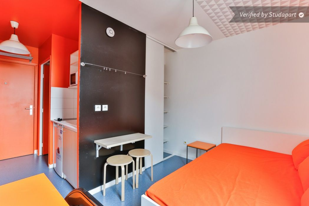 Student accommodation photo for Studea Paris Bastille in République & Bastille, Paris