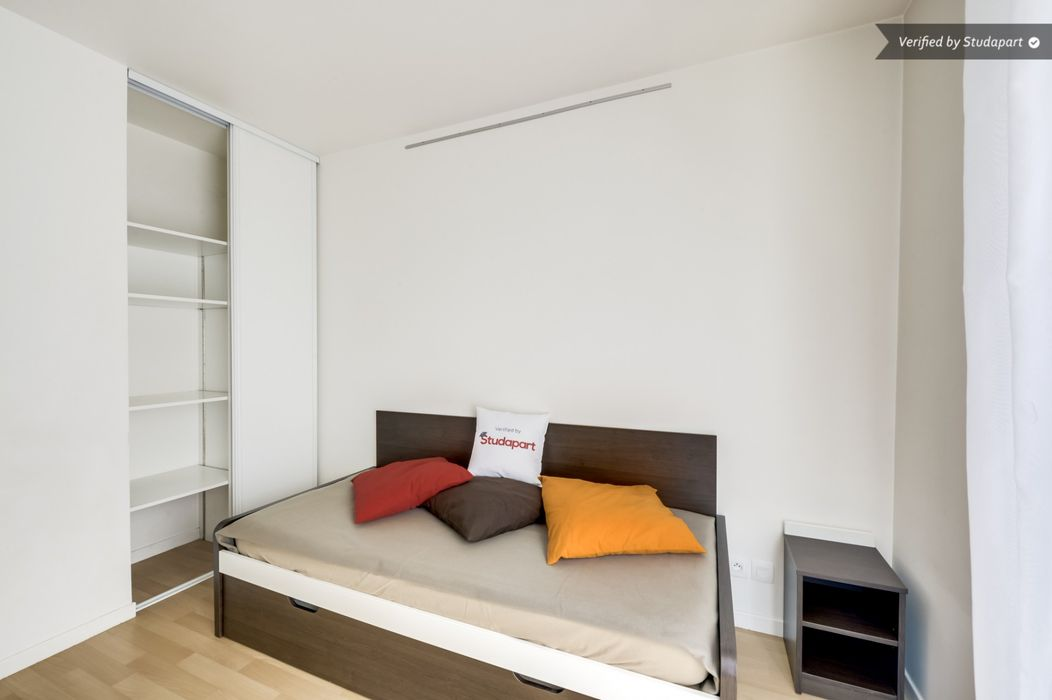 Student accommodation photo for Campuséa Paris 13 Tolbiac in Rive Gauche, Paris