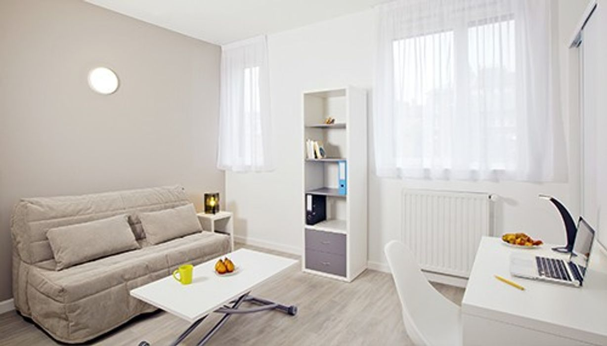 Student accommodation photo for Les Estudines Paris Davout in St Blaise, Paris