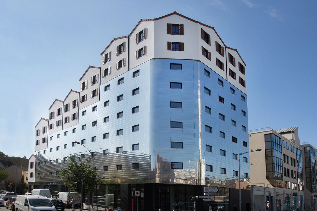 Student accommodation photo for Résidence Campusea Paris Est Bagnolet in Bagnolet, Paris