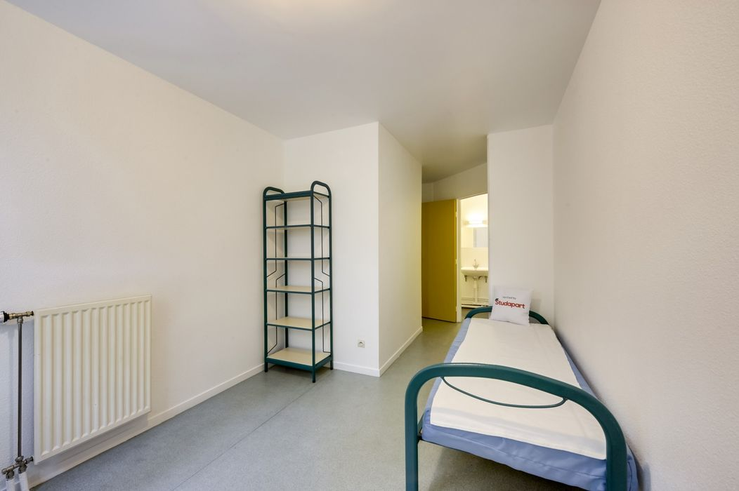 Student accommodation photo for Residence Rene Dubos in Le Kremlin-Bicêtre, Paris