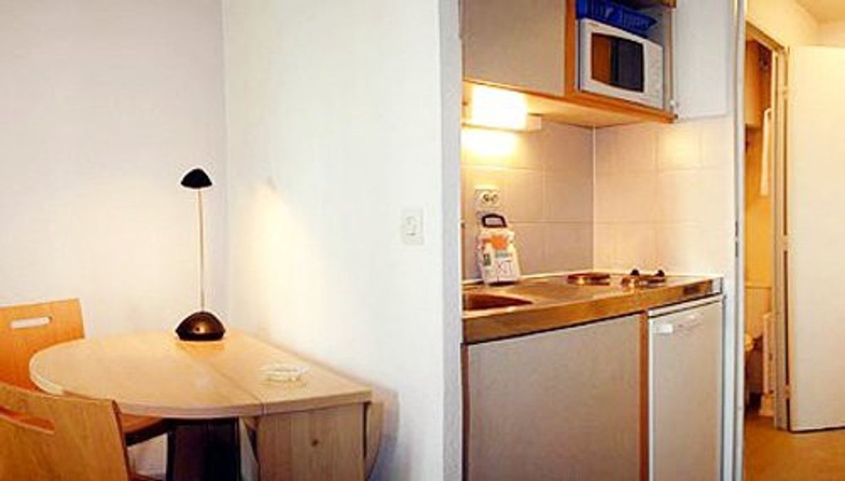 Student accommodation photo for Les Estudines Charles de Gaulle in Pantin, Paris
