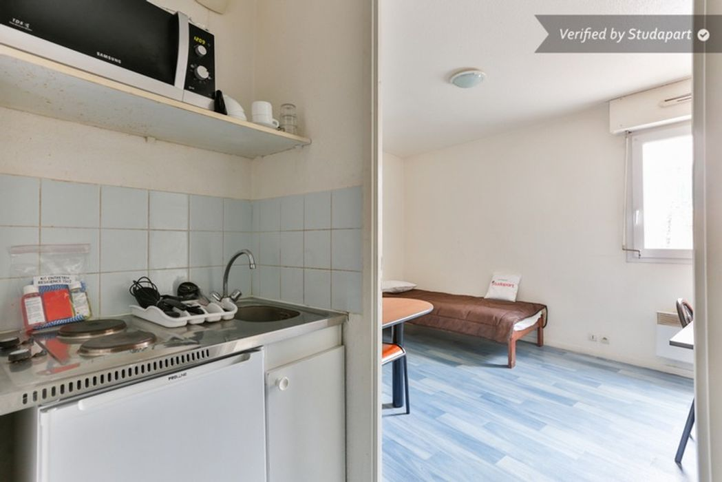 Student accommodation photo for Studea Maisons Alfort 2 in Maisons-Alfort, Paris