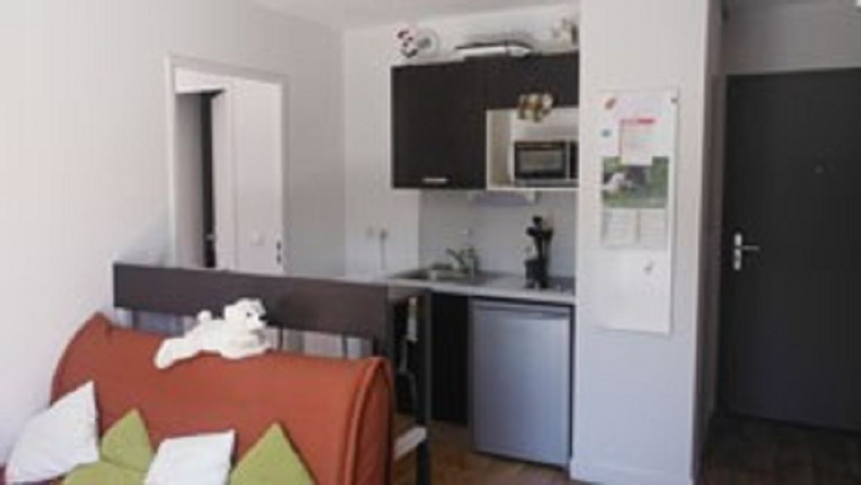 Student accommodation photo for Residence Provence in Saint-Lazare, Marseille