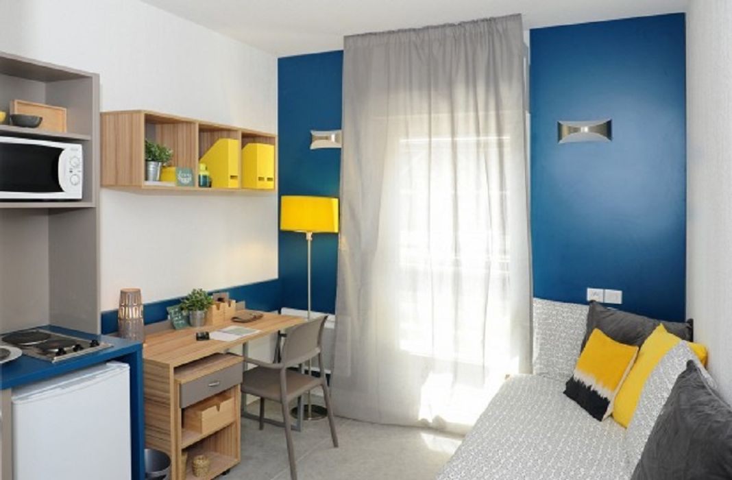 Student accommodation photo for Résidence Les Académies du Vélodrome in Saint-Giniez, Marseille
