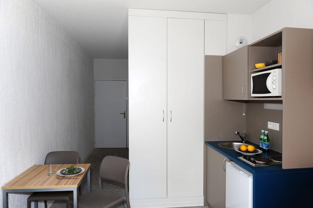 Student accommodation photo for Résidence Les Académies du Vélodrome in Saint-Giniez, Marseille