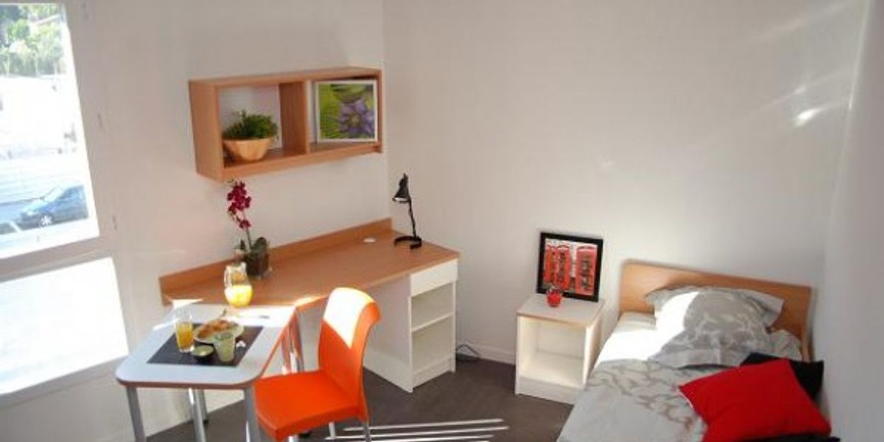 Student accommodation photo for Résidence Côté Rambla in La Croix d'Argent, Montpellier
