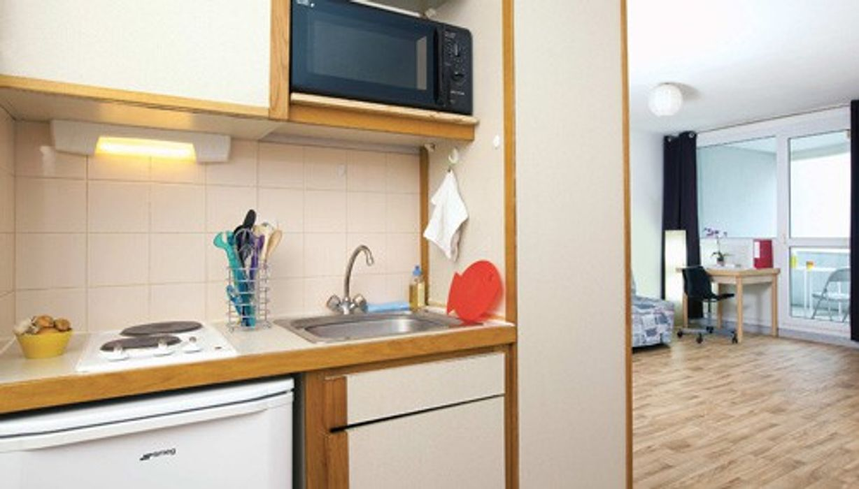Student accommodation photo for Les Estudines Europole in Quartier Chorier-Berriat, Grenoble