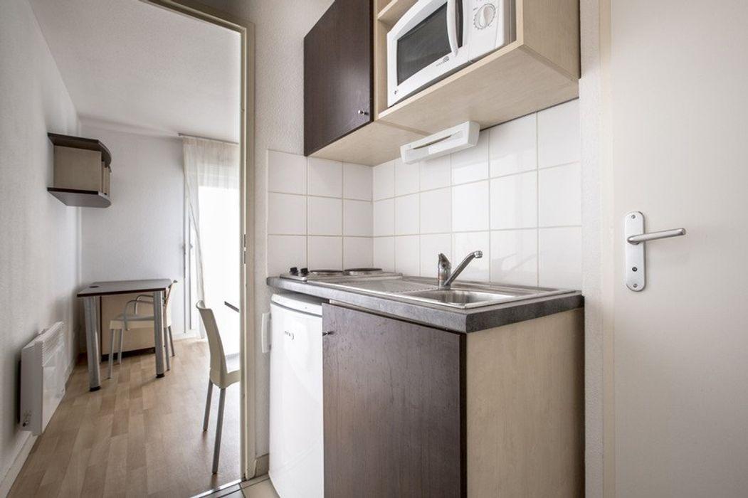 Student accommodation photo for Studea Lille I in Villeneuve-d'Ascq, Lille