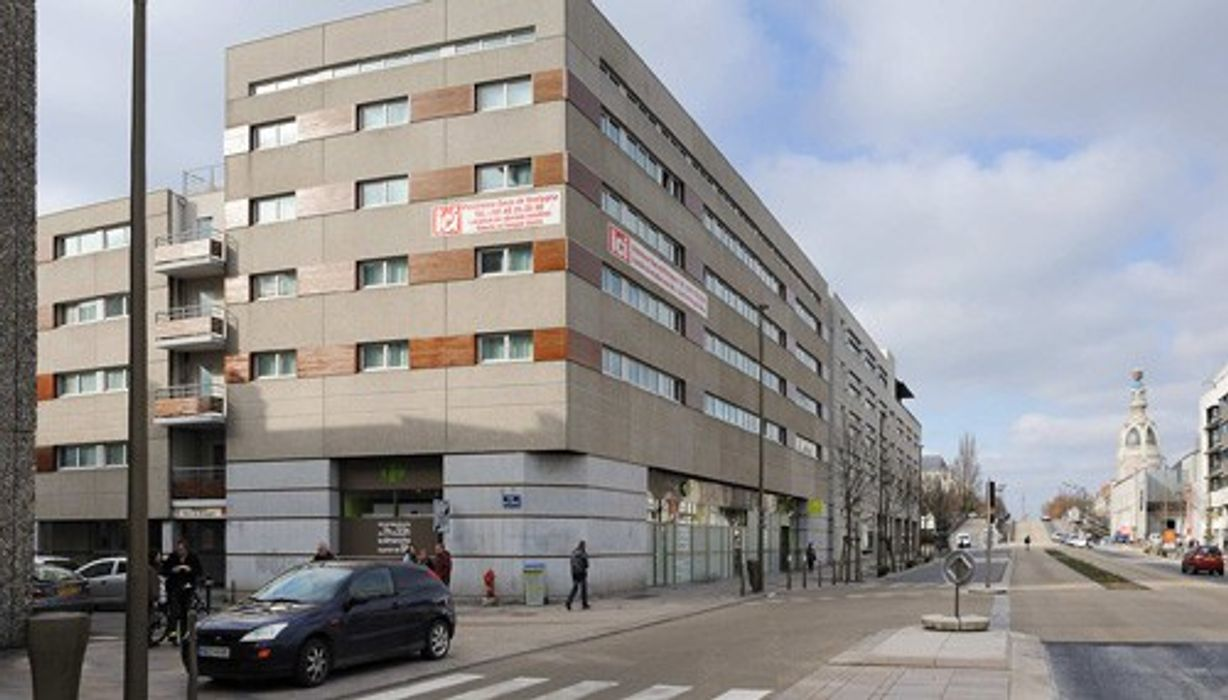 Student accommodation photo for Les Estudines Ducs de Bretagne in Centre-Ville, Nantes