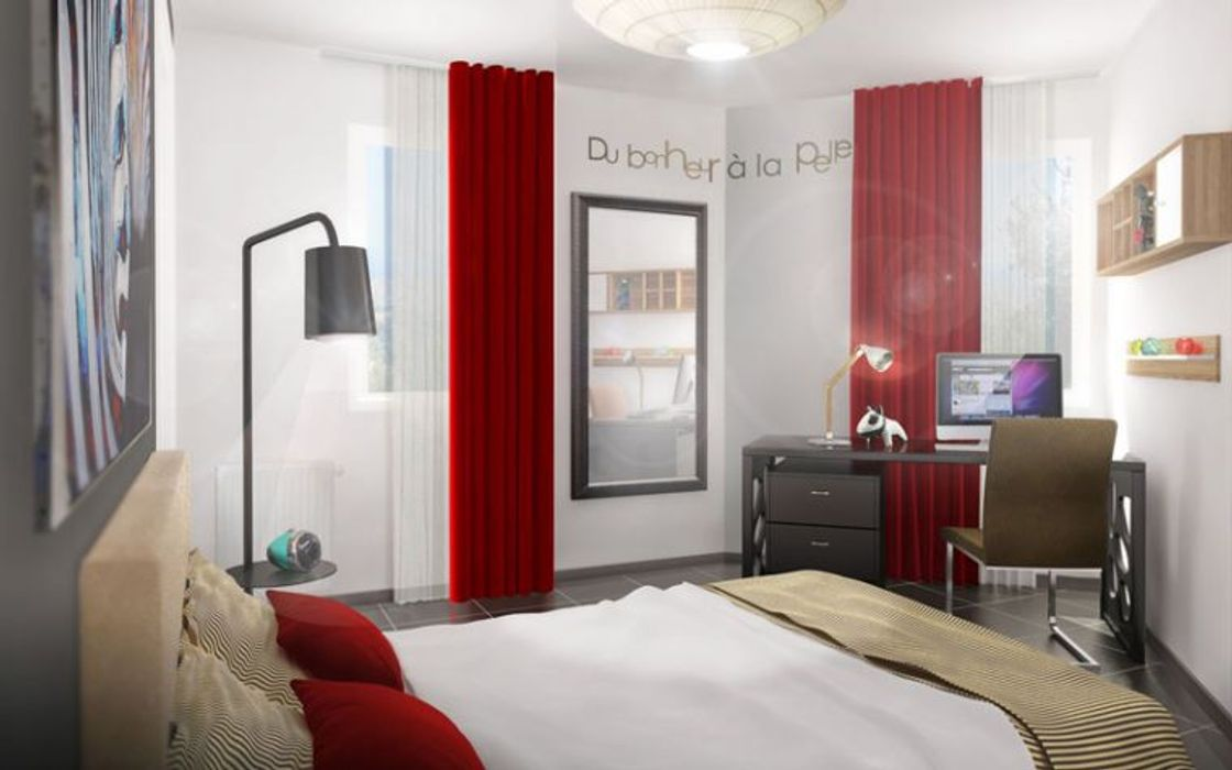 Student accommodation photo for Résidence étudiante Nice Guidotti in Roquebillière, Nice