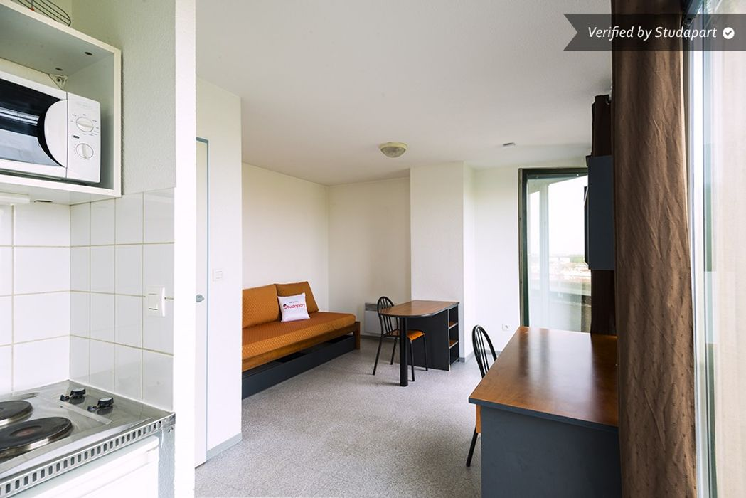Student accommodation photo for Studea Toulouse Ouest in Amidonniers, Toulouse