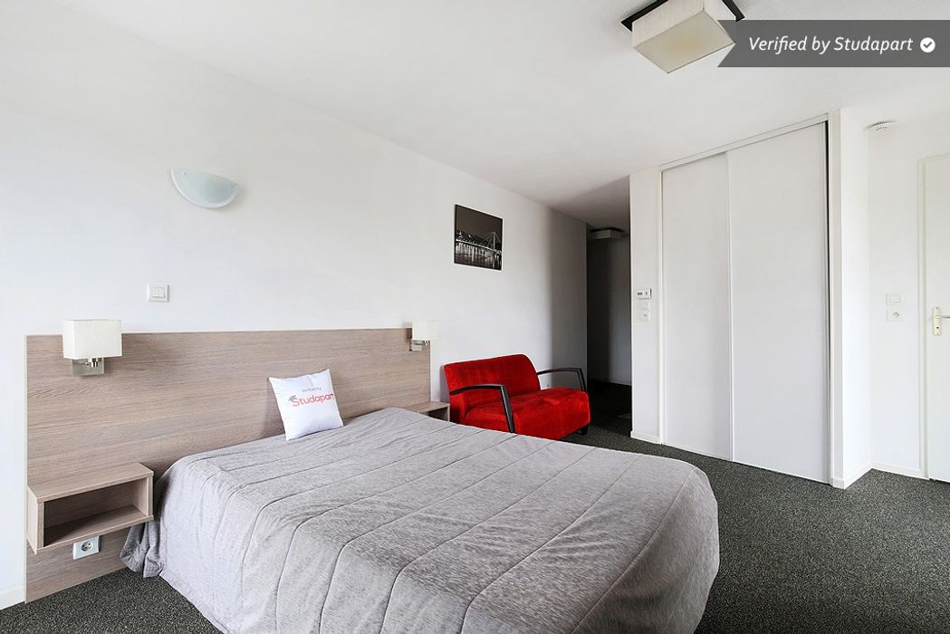 Student accommodation photo for Megara in 7th arrondissement, Lyon