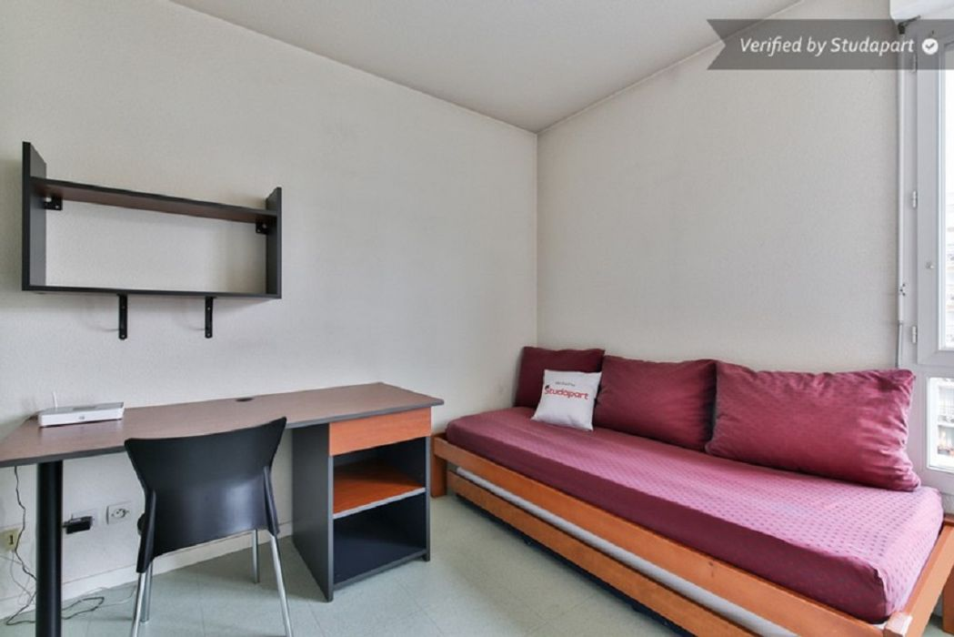 Student accommodation photo for Studea Buttes Chaumont 2 in 19th Arrondissement, Paris