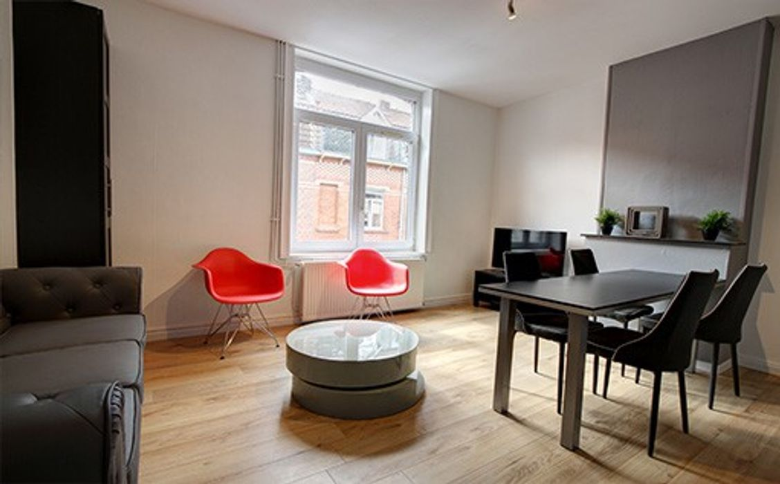 Student accommodation photo for Edmond Bailleux Duplex - Lille in Wazemmes, Lille