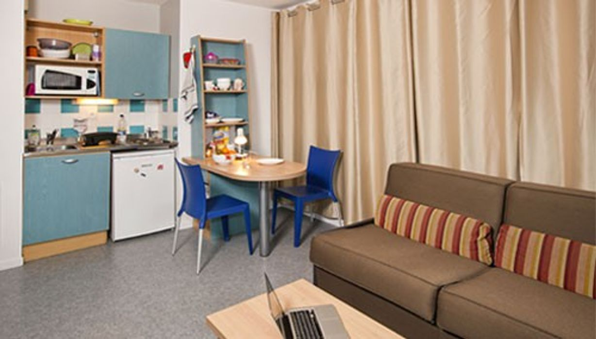 Student accommodation photo for Les Estudines Lille - Europe in Lille-Centre, Lille