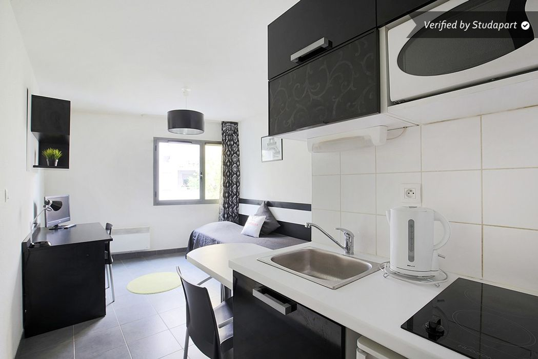Student accommodation photo for Résidence Le Michel Ange in 7th arrondissement, Lyon
