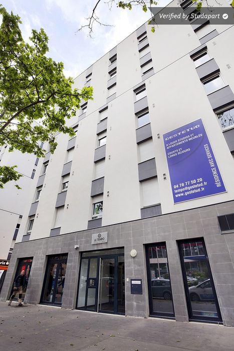 Student accommodation photo for Résidence Tempo in 8th arrondissement, Lyon