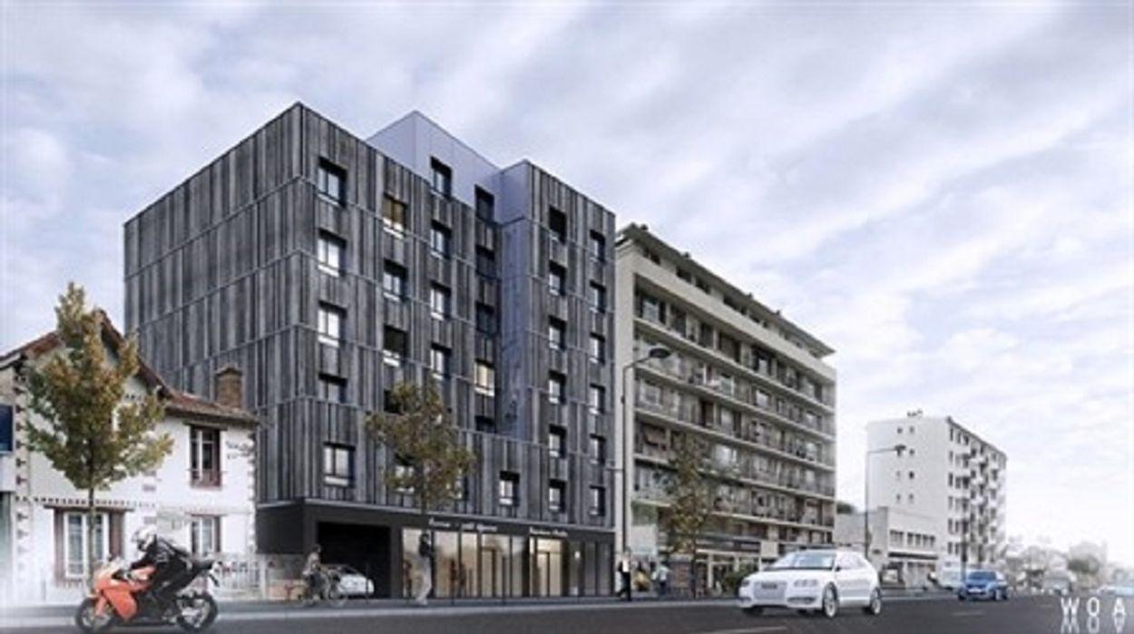 Student accommodation photo for Studea Villejuif Centre in Villejuif, Paris