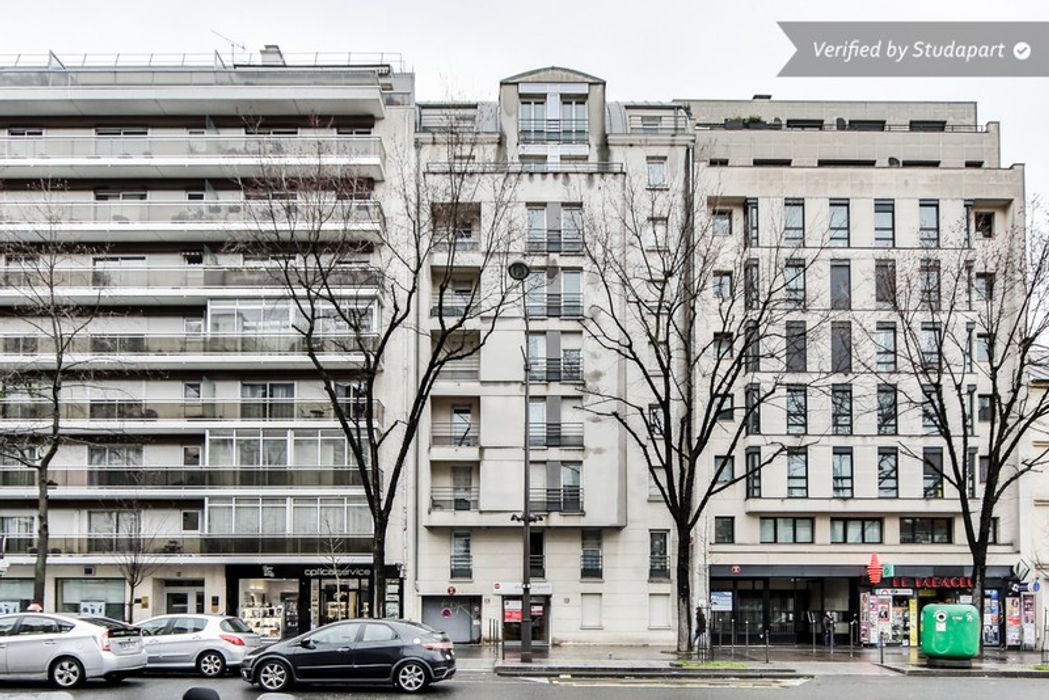 Student accommodation photo for Studea Rive Gauche in 13th arrondissement, Paris