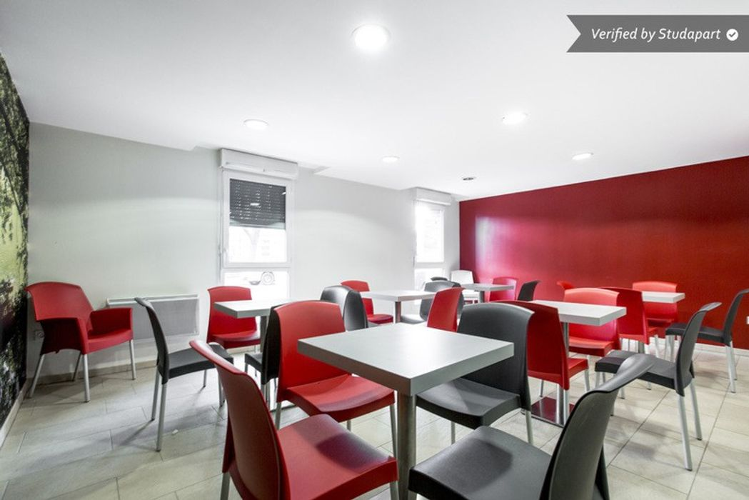Student accommodation photo for Studea Roubaix Parc Barbieux in Roubaix, Lille