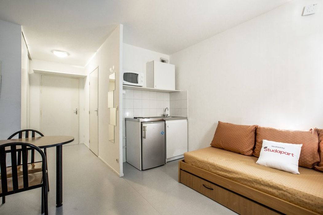 Student accommodation photo for Studea Moulin in Moulins, Lille