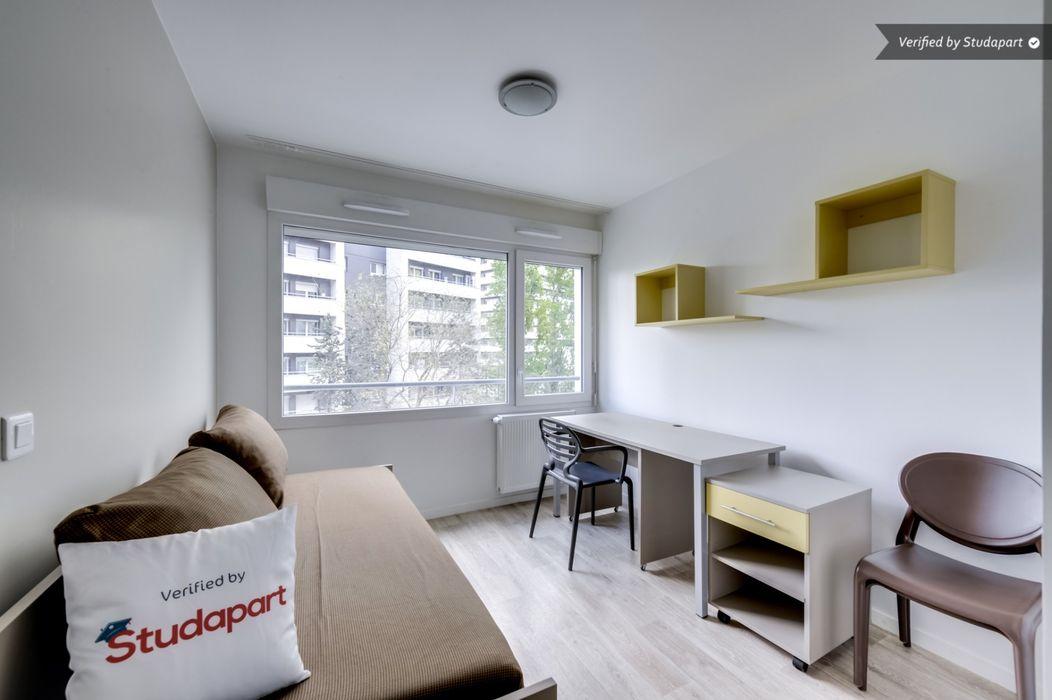Student accommodation photo for Studea Paris Tessier in Aubervilliers, Paris