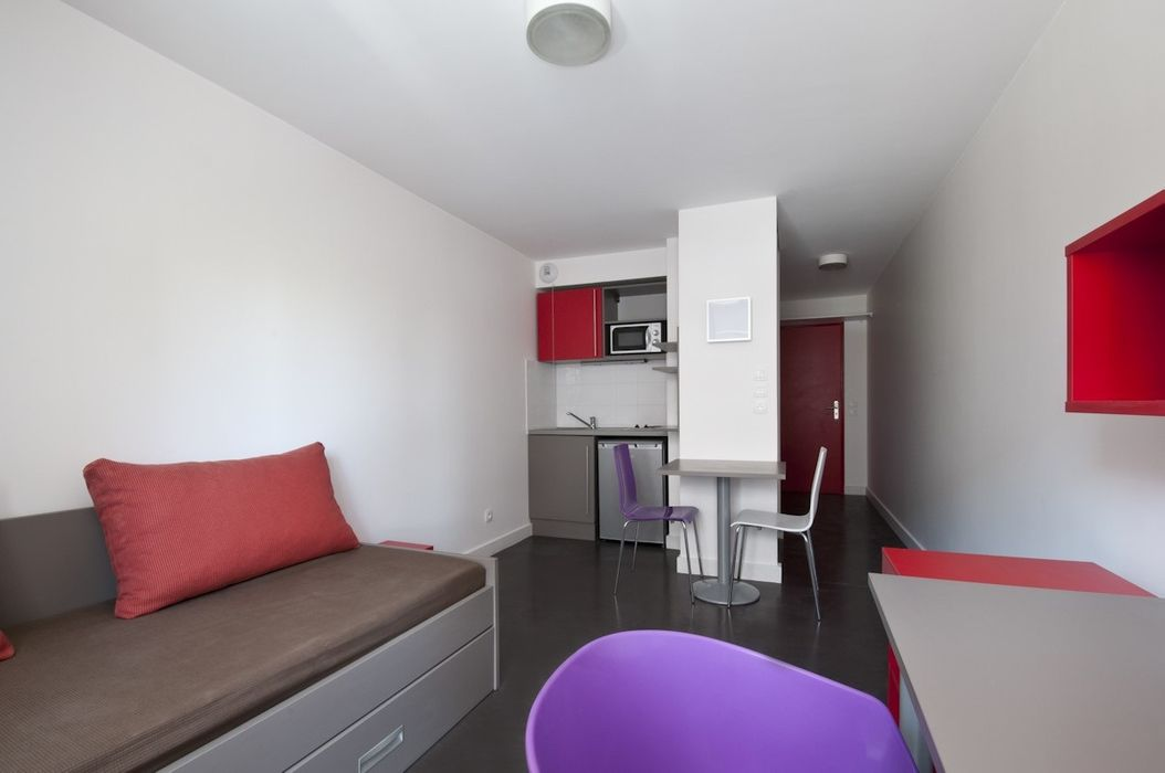 Student accommodation photo for Macsf Timone in Saint-Pierre, Marseille