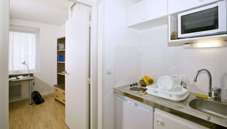 Student accommodation photo for Les Estudines Tourville in Centre-Ville, Nantes