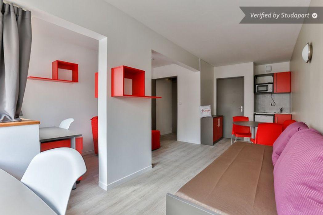 Student accommodation photo for Studea Paris Vivaldi in 12th arrondissement, Paris
