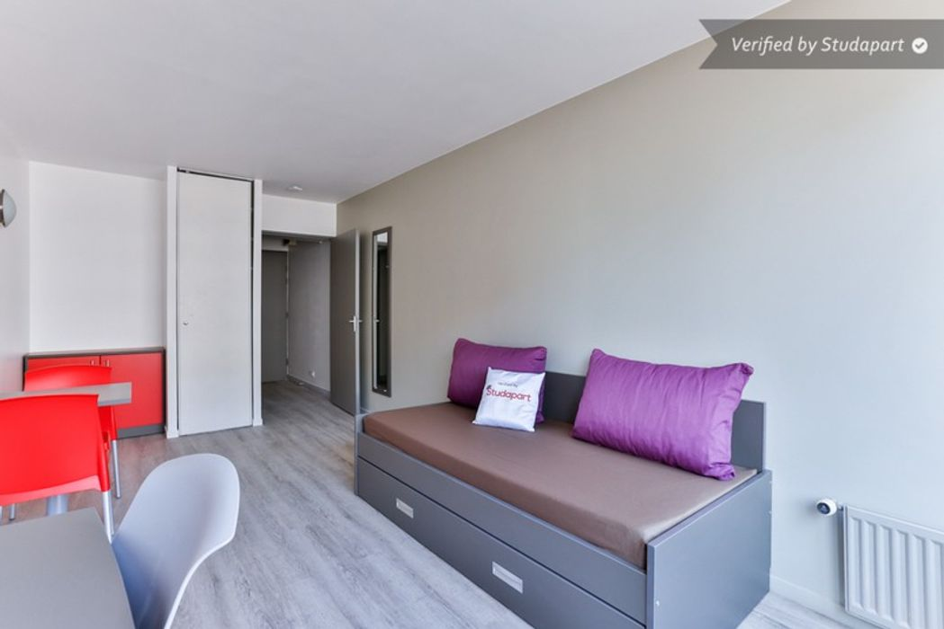 Student accommodation photo for Studea Paris Vivaldi in 12th arrondissement, Paris