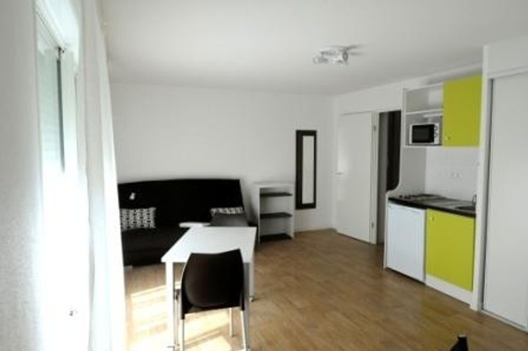 Student accommodation photo for Studea Marseille Phoceenne in Villette, Marseille