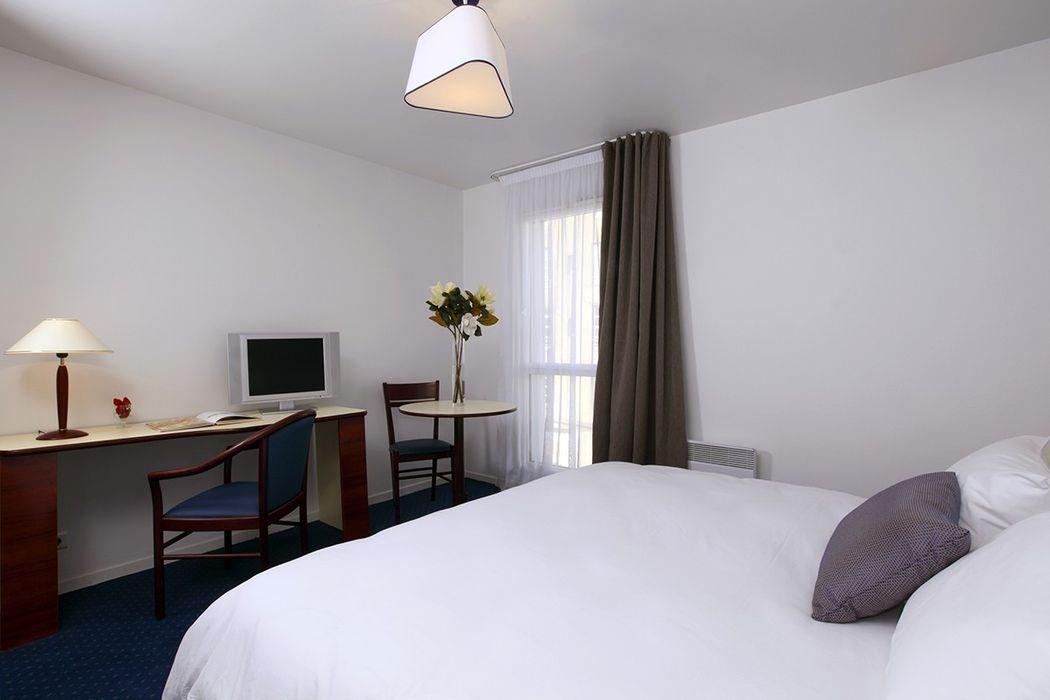 Student accommodation photo for Appart'City Nantes Quais de Loire in Centre-Ville, Nantes