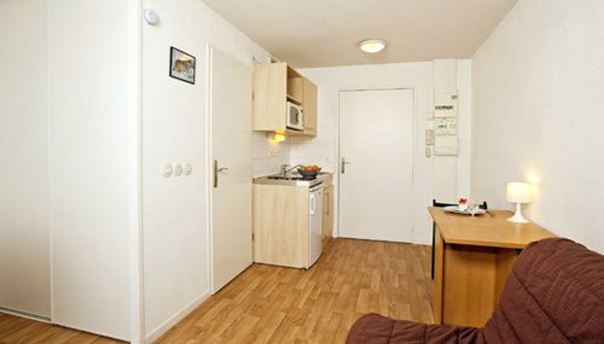 Student accommodation photo for Les Estudines André Desilles in Villetaneuse, Paris