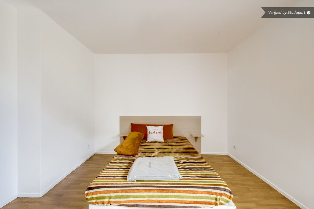 Student accommodation photo for Campuséa Paris Le Bourget in Le Bourget, Paris