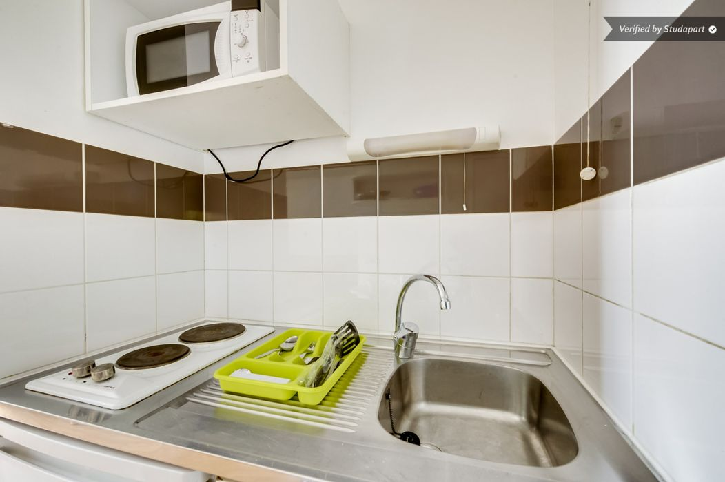 Student accommodation photo for Campuséa Paris Le Bourget in Le Bourget, Paris