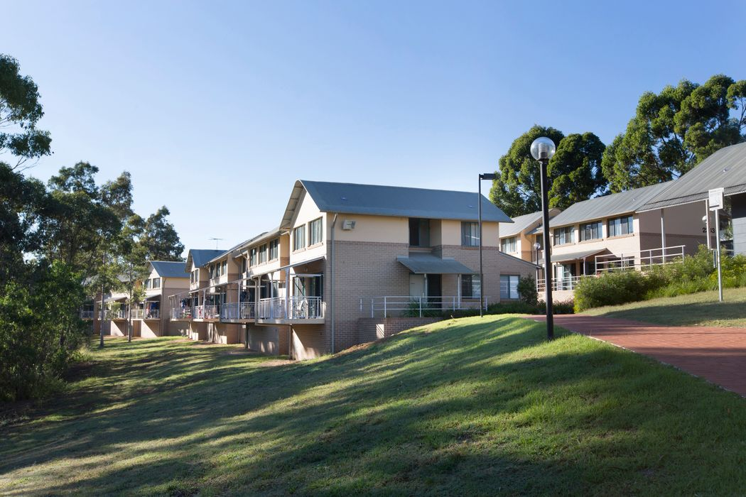 Student accommodation photo for Western Sydney University Village - Campbelltown in South West Sydney, Sydney