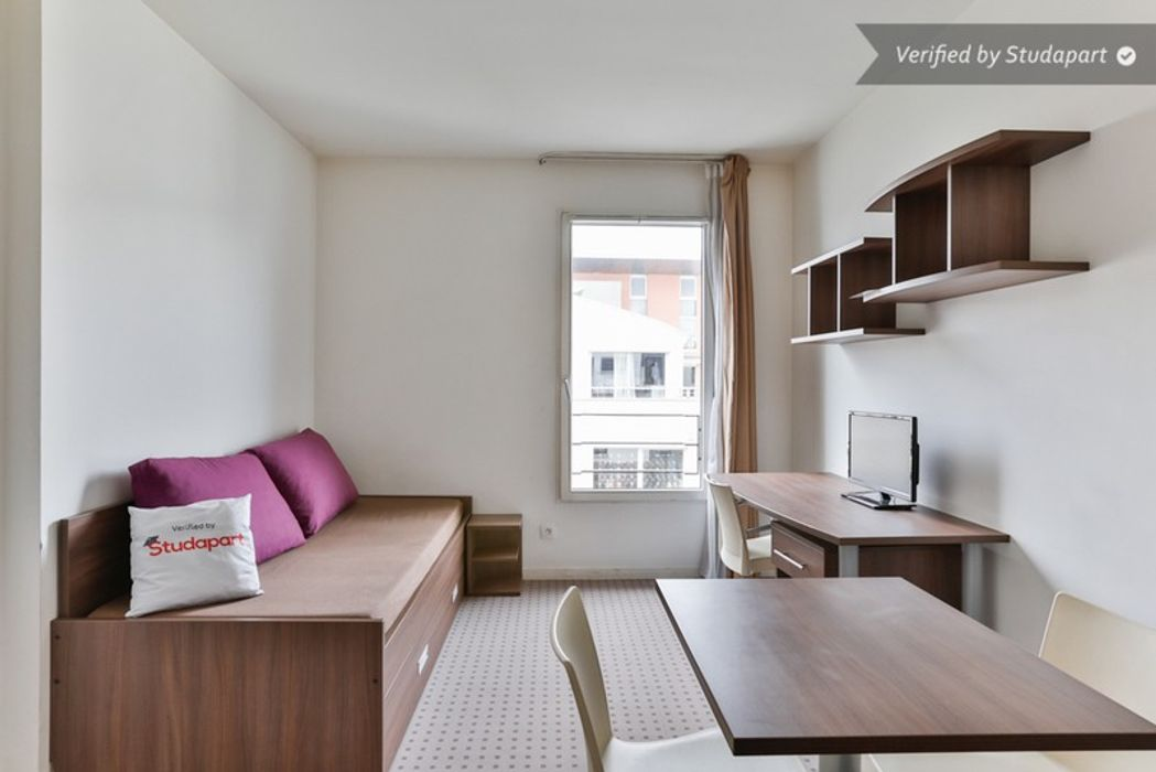 Student accommodation photo for Studea Asnieres in Asnières-sur-Seine, Paris