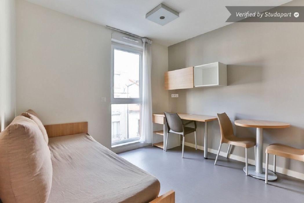 Student accommodation photo for Studea Ivry Sur Seine in Ivry-sur-Seine, Paris