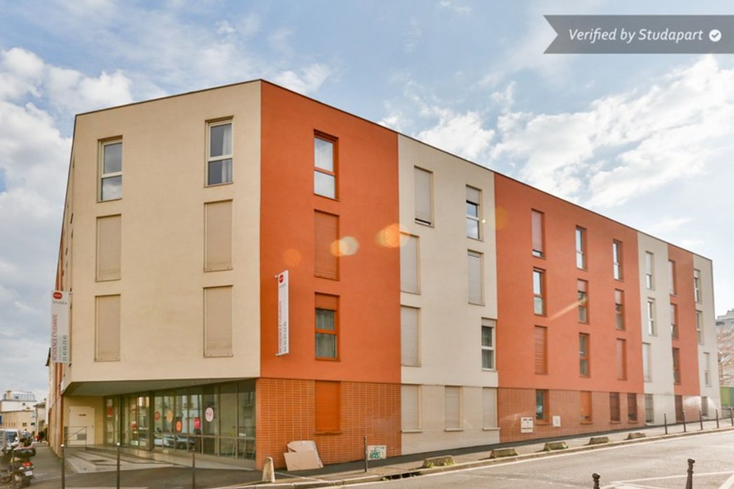 Student accommodation photo for Studea Ivry Sur Seine in Ivry-sur-Seine, Paris