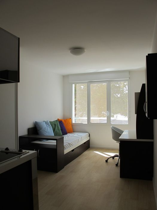 Student accommodation photo for Campusea Paris Cité Cinéma in Saint-Denis, Paris